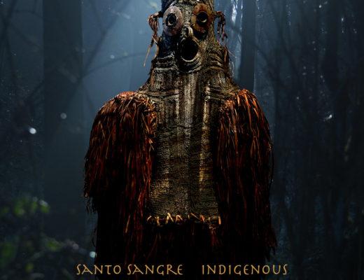 Santo Sangre Indigenous EP